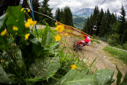 Schladming delivers the good with epic scenery