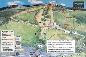 Karte Steinach