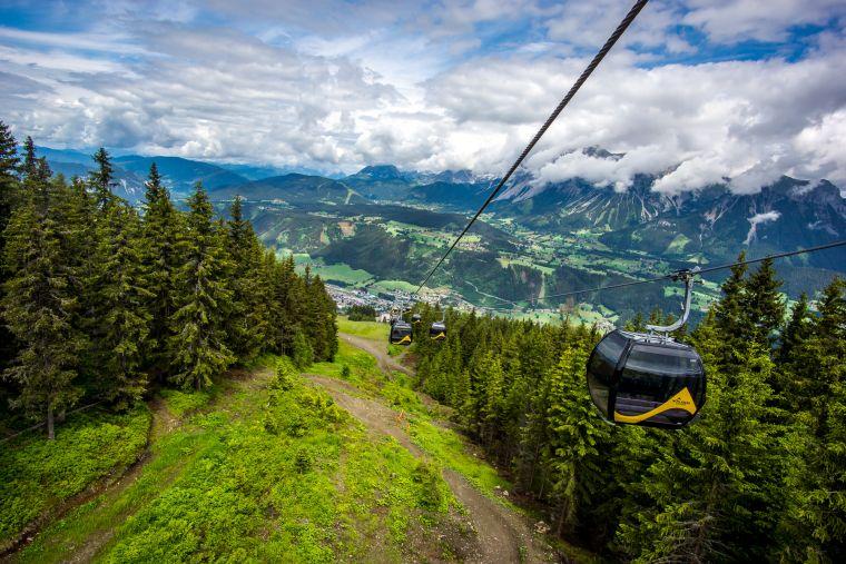 Planai Gondola - Schladming
