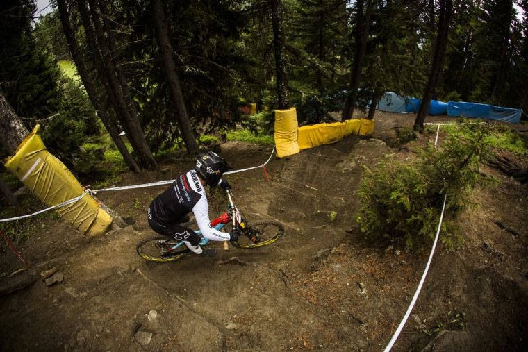 Laurie Greenland - iXS European Downhill Cup 2019