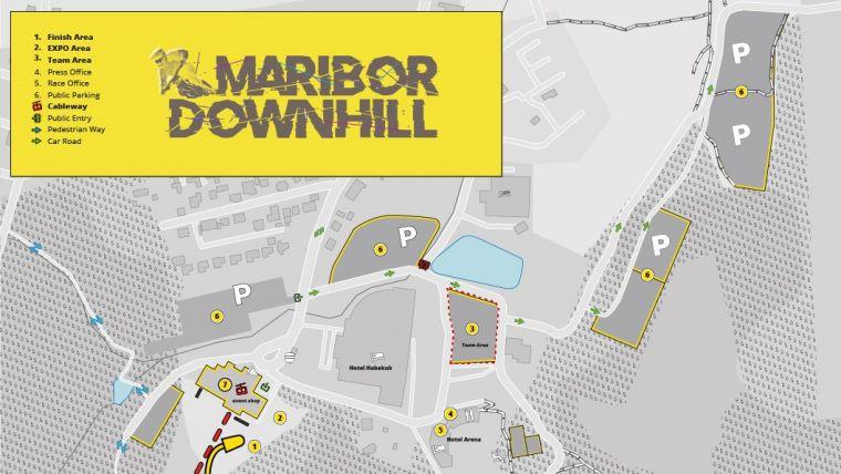 Maribor Karte