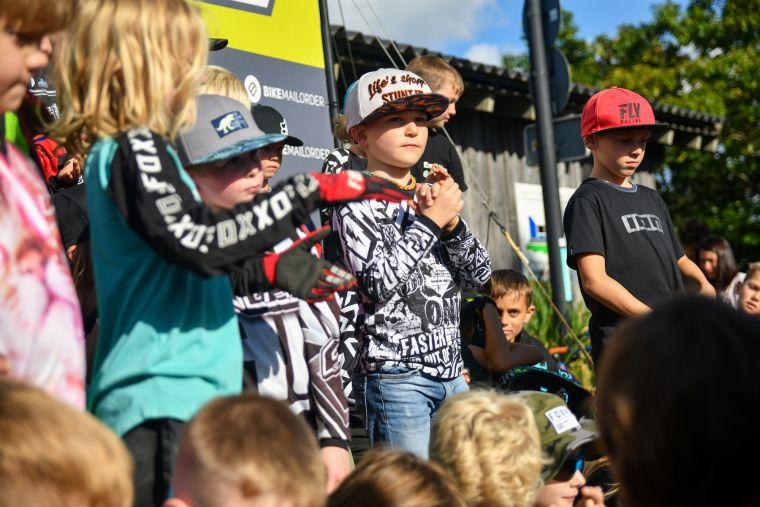 Podium Kids Race Winterberg 2021 © Tom Krippendorf